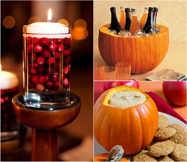 Easy to make thanksgiving centerpieces coraviral